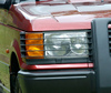 Front Headlamp Guards Kit. NO LONGER AVAILABLE